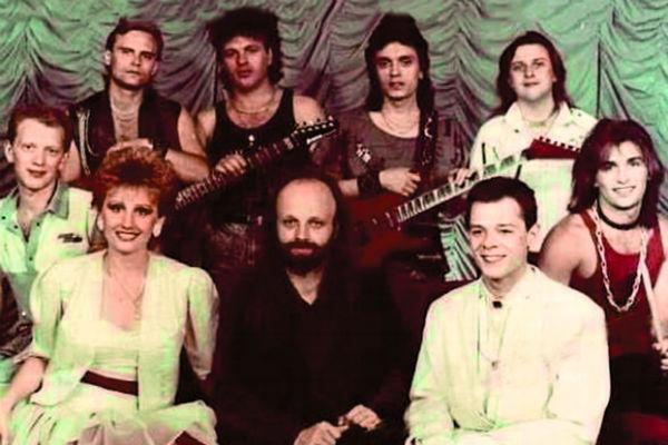 С 1989-го по 1991 год Казаченко был солистом легендарной группы «Фристайл»