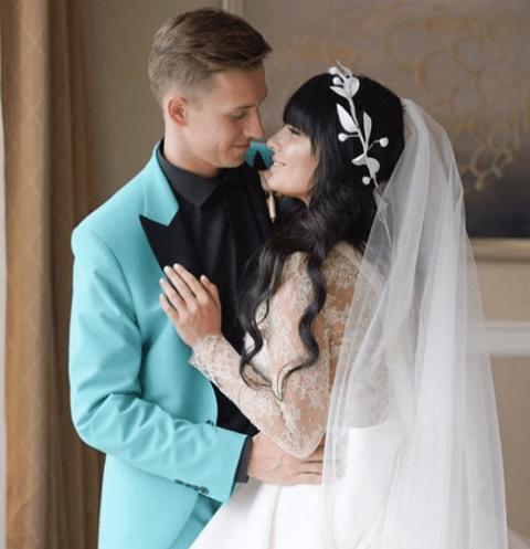 Ермолаева со свадьбы 53