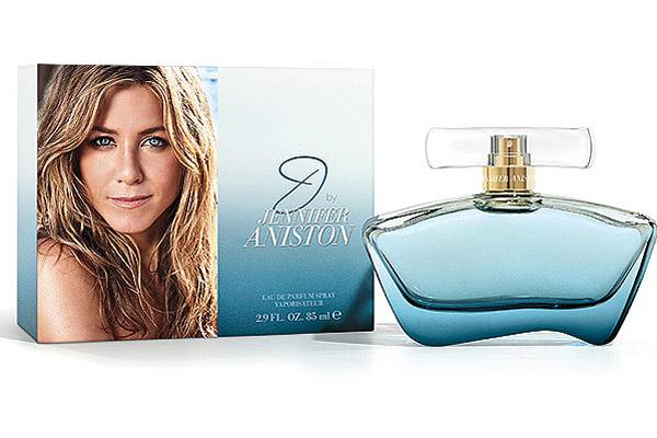 Новый аромат Дженнифер Энистон «J by Jennifer Aniston»