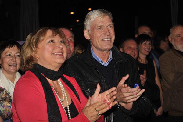 Борис и Татьяна Щербаковы