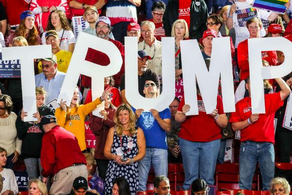 Судя по всему, американцам ближе подход республиканца Трампа