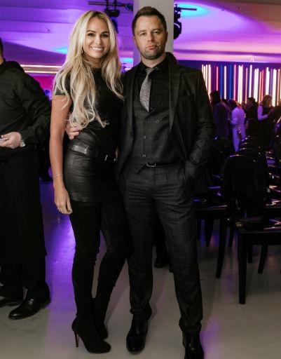 Виталий Гогунский с женой Ириной