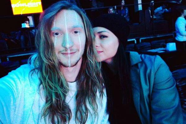 Анастасия Самбурская и Иван