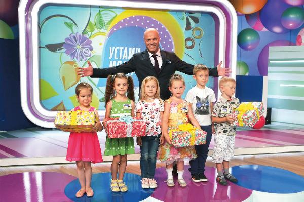20 августа на НТВ стартовала программа «Устами младенца» с Кортневым в роли ведущего