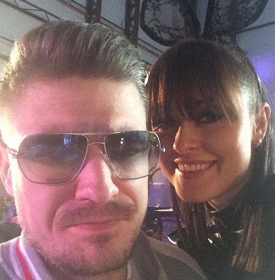 Мария Кравченко и Константин Золотарев