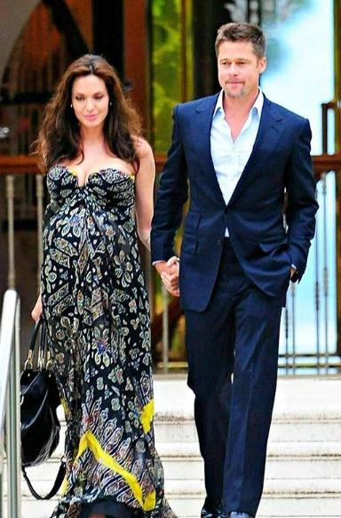 Бред и Джоли: когда-то счастливы вместе