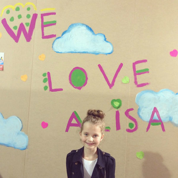 11-летнюю конкурсантку активно поддерживают даже на Мальте