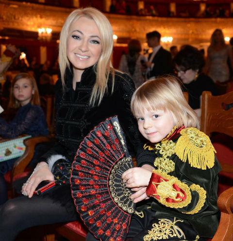 Яна Рудковская рассказала о жестких наказаниях младшего сына
