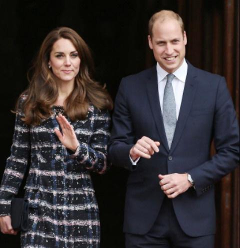Принц Уильям рассказывает сыну и дочери об их бабушке