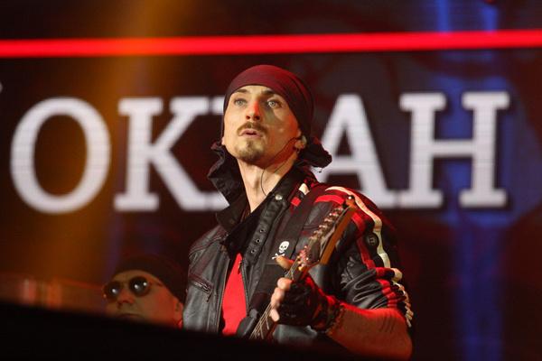 Игорь Тальков-младший сыграл не только песни отца