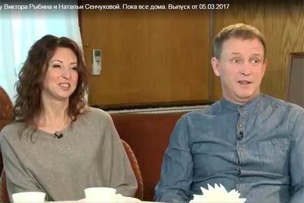 Наталья Сенчукова и Виктор Рыбин пока не могут повлиять на сына