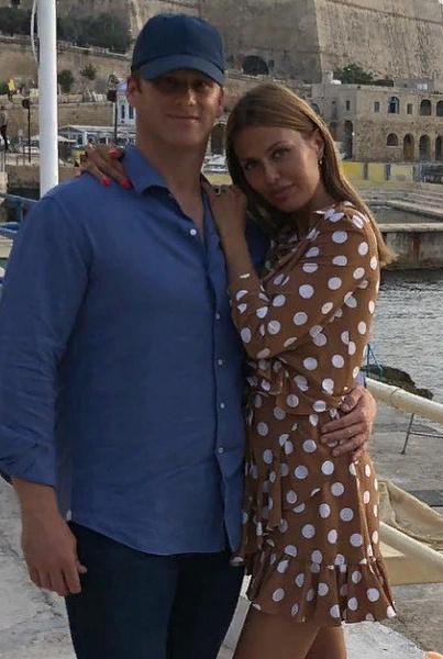 Виктория Боня и Пьер Андюран
