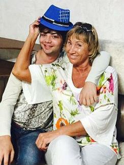 Лариса Копенкина и ее новый ухажер