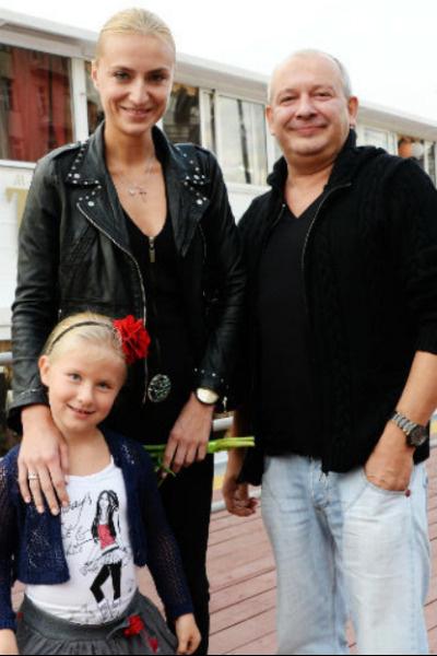 Семья Дмитрия Марьянова