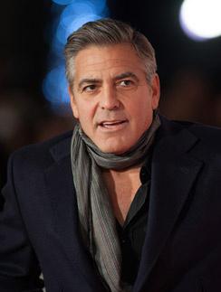Джордж Клуни дождался свою единственную