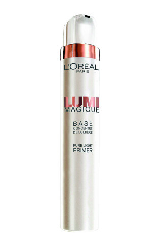 База под макияж с эффектом сияния Lumi Magique L'Oreal Paris, 450 руб.