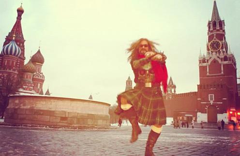 Никита Джигурда собирается с помощью танца отменить конец света