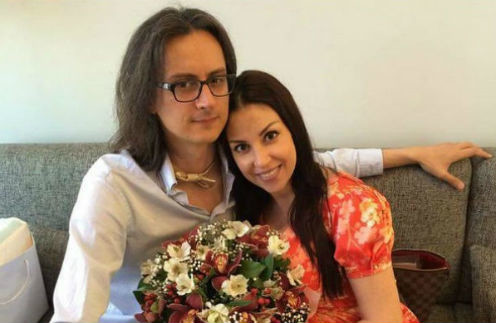 Александр Терехов и Татьяна Найник