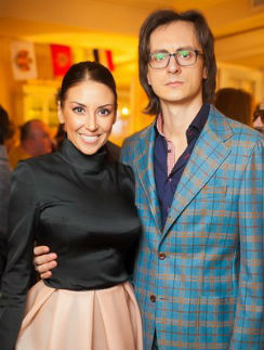 Татьяна Найник и Александр Терехов