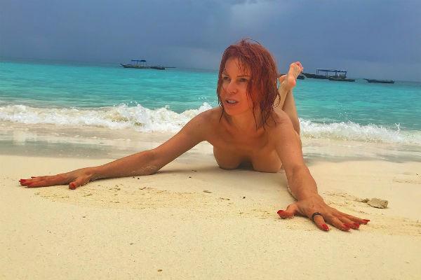 Откровенные фотографии Натальи неизменно вызывают бурную реакцию у ее подписчиков