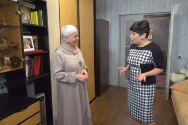 Галина Ненашева озвучила свои пожелания Наташе Барбье