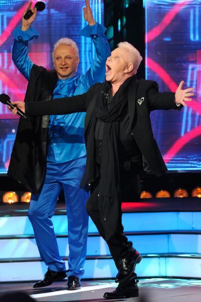 Юрий Гальцев и Борис Моисеев