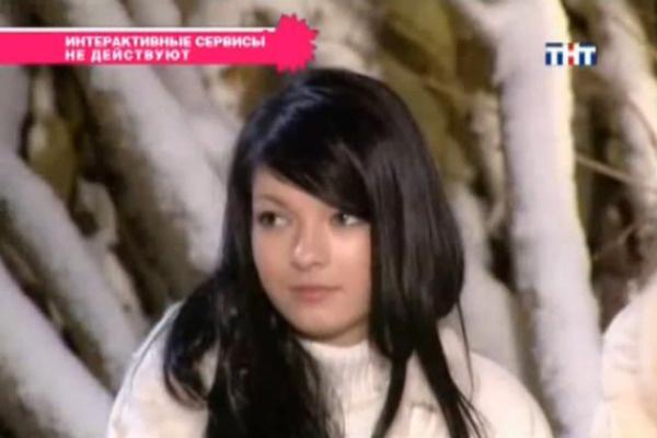 Наталья во время участия в «Доме-2»