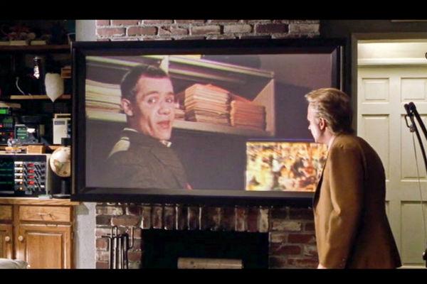 В фильме показали первый аналог Skype