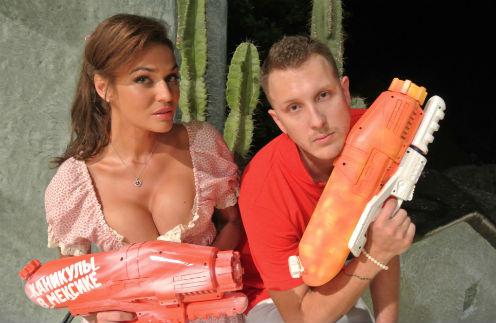 Алена Водонаева и T-Killah