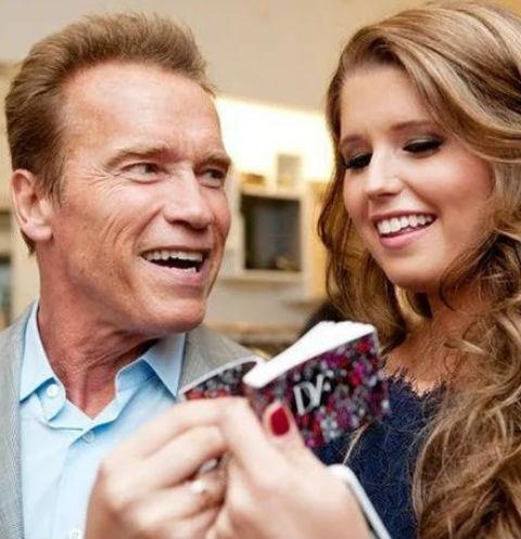 Арнольд Шварценеггер не даст дочь в обиду