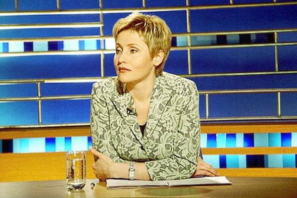 Жанна Агалакова работает на Первом канале с 1999 года