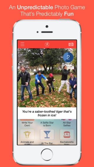 Установка The Funny Photo & Selfie Game– бесплатно (iPhone).