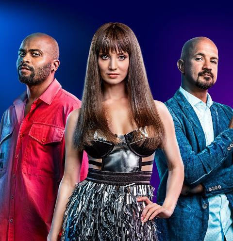 Наставники пятого сезона шоу «Танцы»