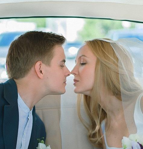 Средний сын Сергея Белоголовцева женился