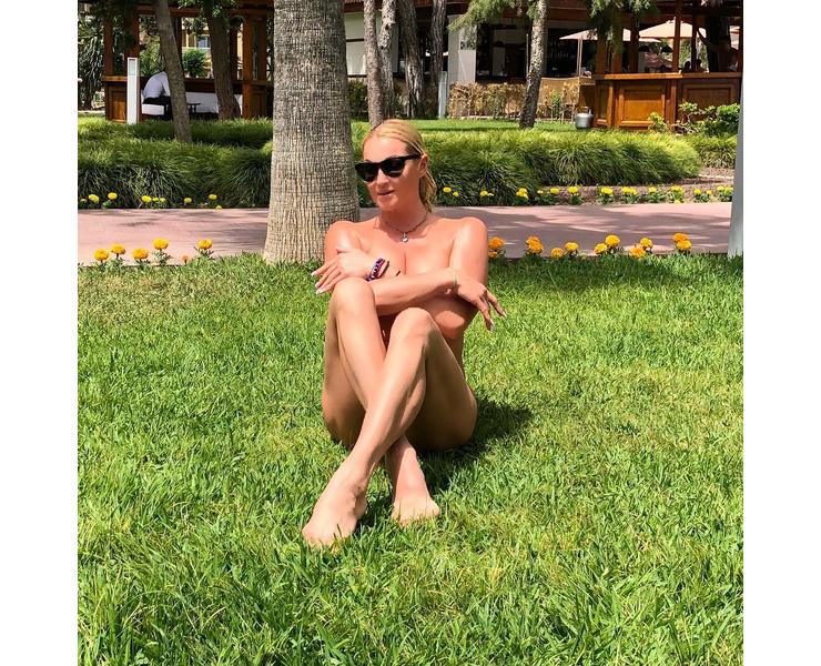 Анастасия призналась, что отдыхала практически во всех уголках Турции