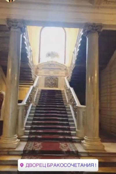 Дворец Бракосочетаний в Санкт-Петербурге