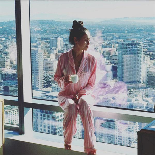 Первое утро Иланы Юрьевой в Лос-Анджелесе