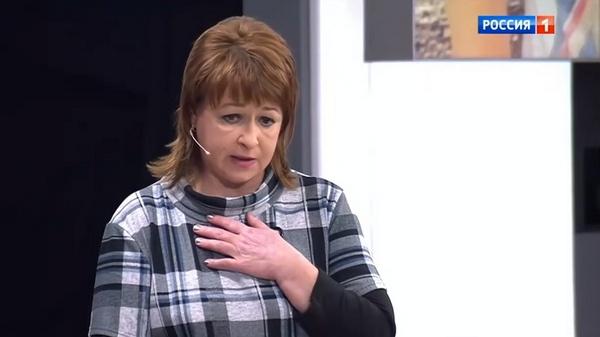Ирина Александровна призвала сына одуматься