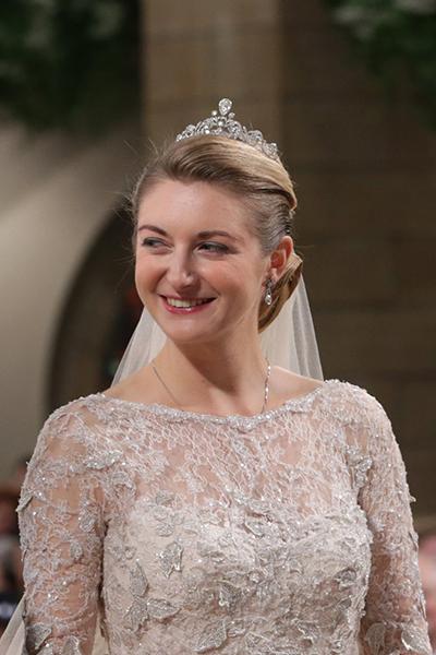 Принцесса Люксембурга Стефания