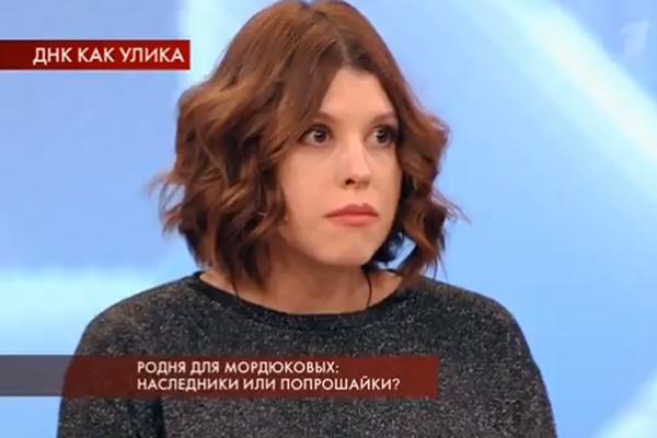 Кристина, внучка Натальи Викторовны