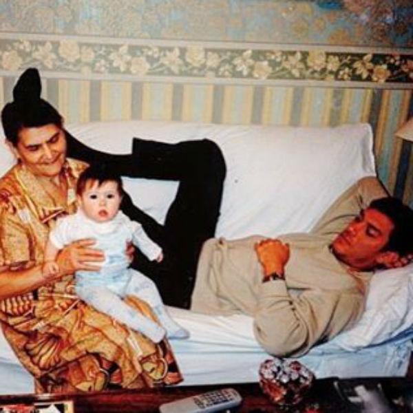 Екатерина опубликовала фото 2002 года