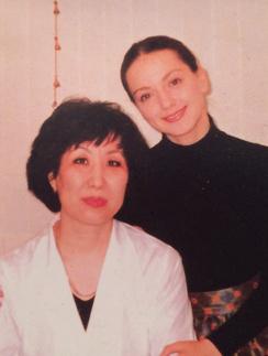 Ольга Будина и Светлана Чойжинимаева