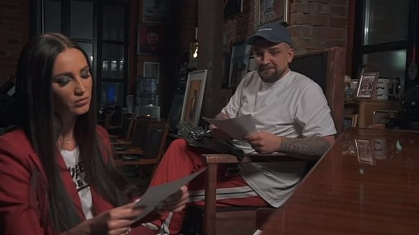 Ольга Бузова в гостях у Басты