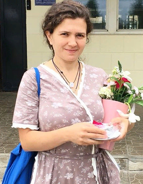 Бывшая жена Вальтера Галина
