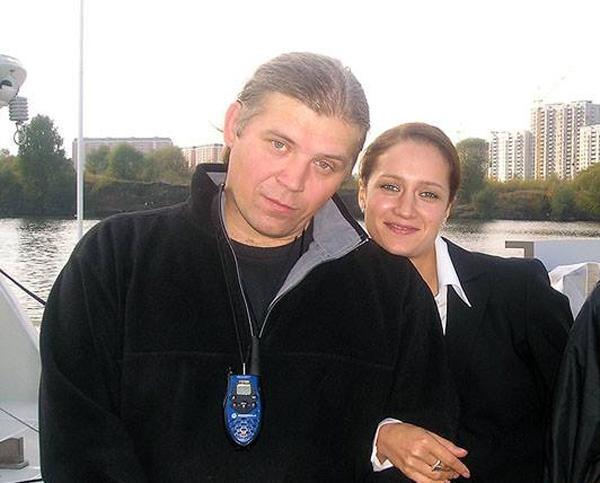 Сергей Ткачев и Виктория Исакова