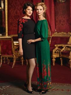 Платья из коллекции Zarina Осень-Зима 2013