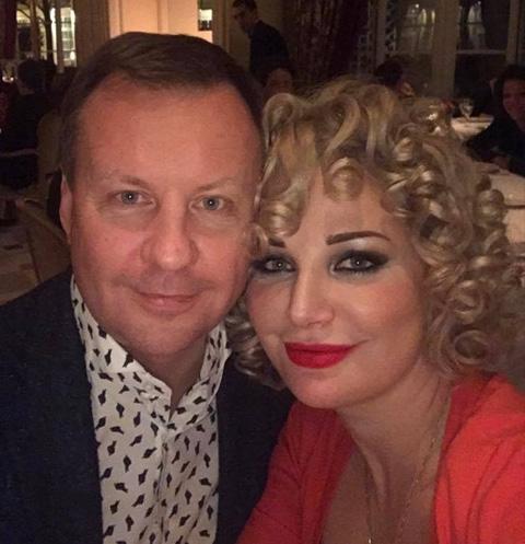 Мария Максакова и ее супруг оказались в центре громкого скандала