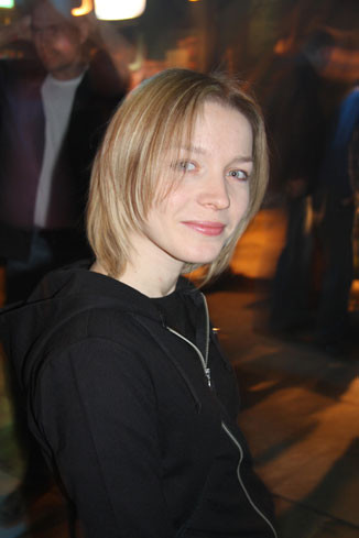 2009 год, Надежда в клубе  «Точка»