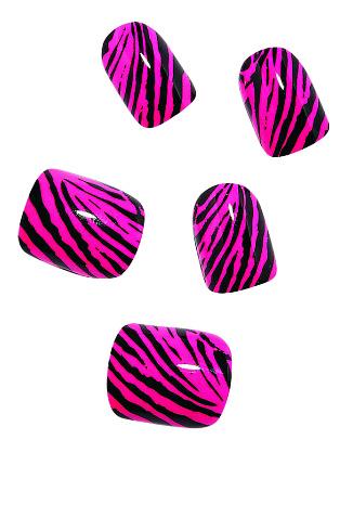 Kiss Твердый лак для ногтей impress Manicure «Розовый фламинго», 483 руб.