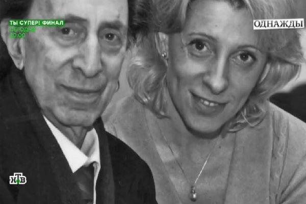 Юлия всегда была в близких отношениях с отцом